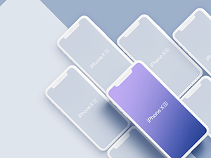 iPhone XS Max Mockup Sketch – Sketch Repo