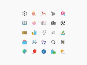 16x16 Black/White Icon Pack Freebie - Download Sketch