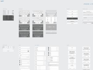 iOS 10 UI Kit for Sketch Freebie - Download Sketch Resource